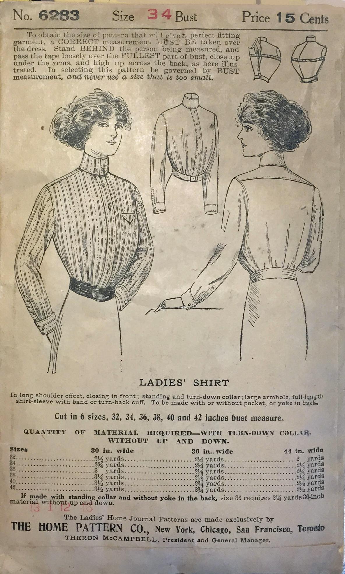 Ladies Home Journal 6283