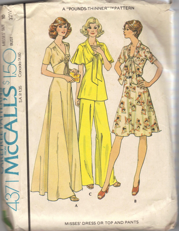 McCall's 4371
