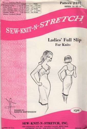 Sew-Knit-N-Stretch 237