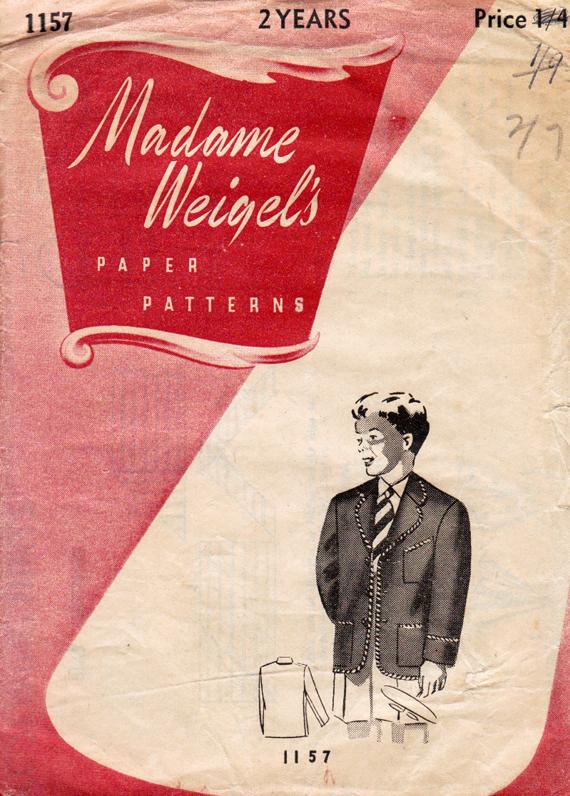 Madame Weigel's 1157