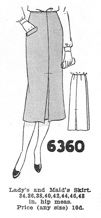 Madame Weigel's 6360