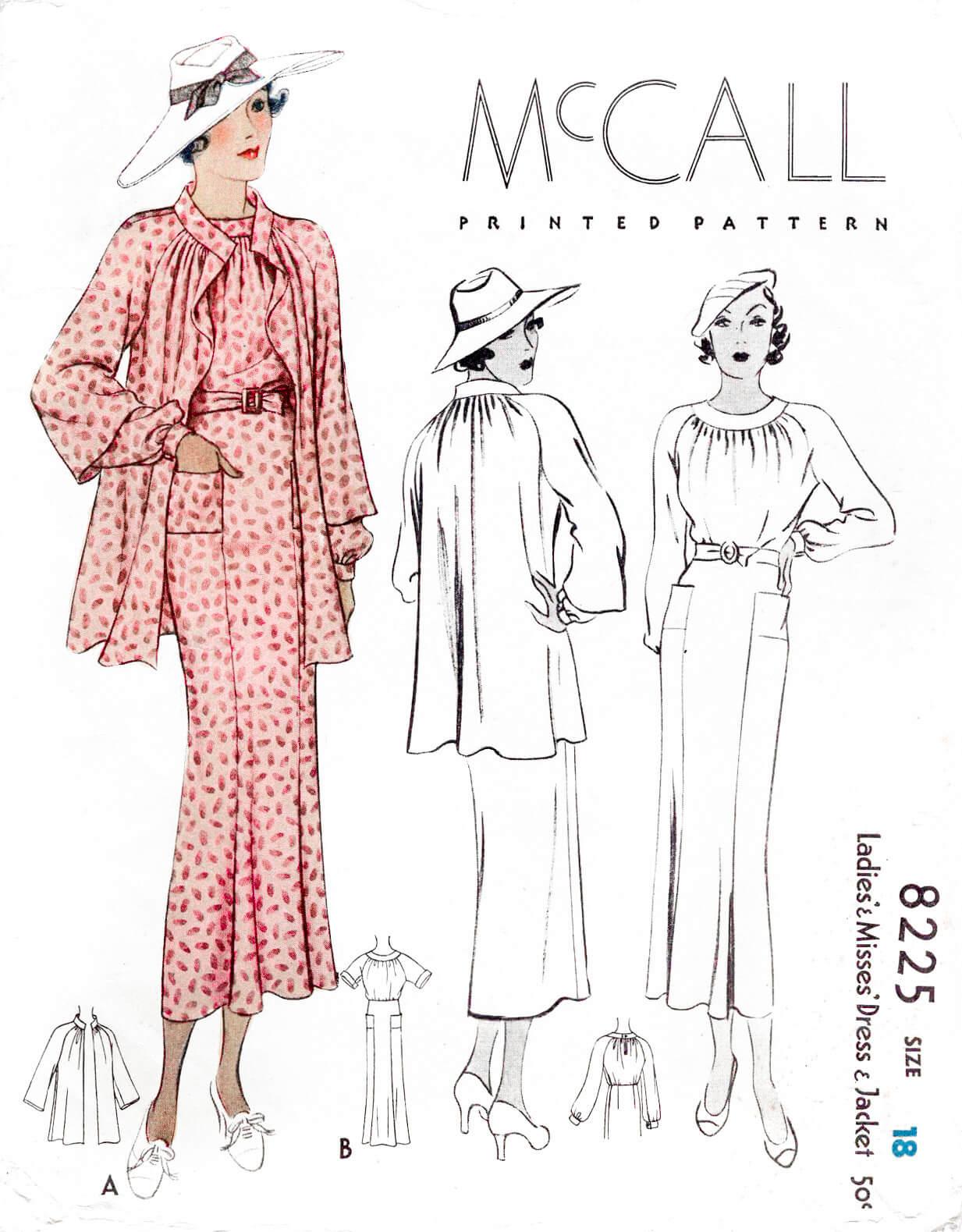 McCall 8225