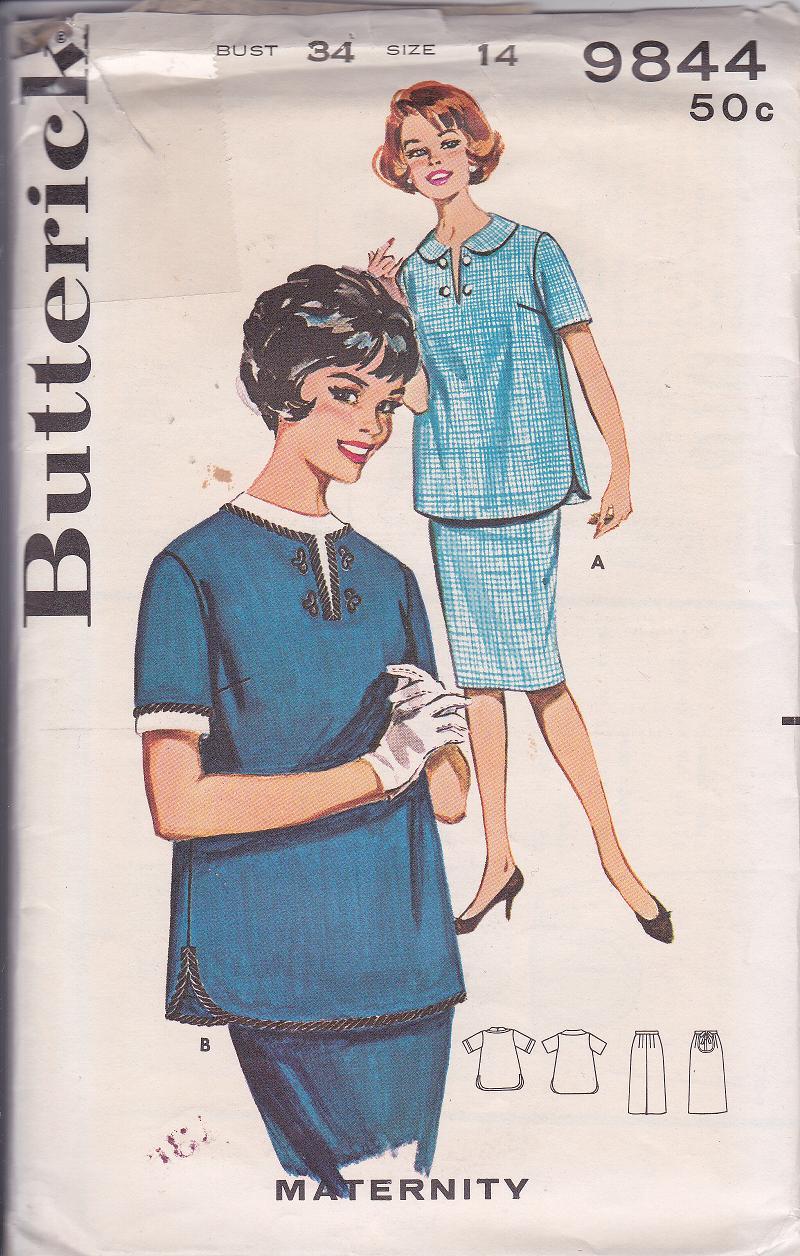 Butterick 9844