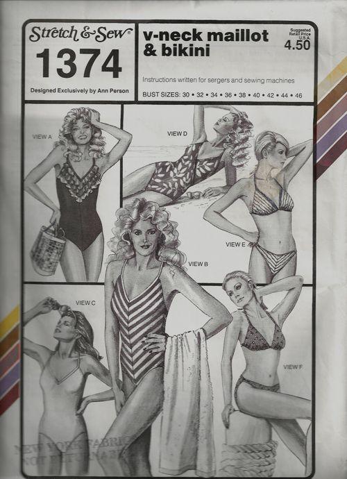 Stretch & Sew 1374