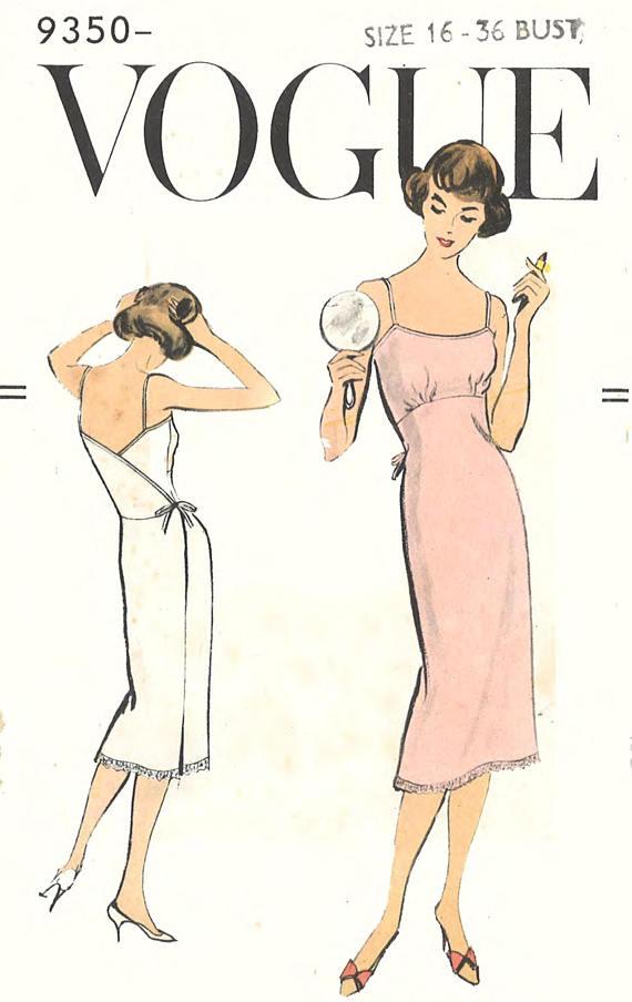 Vogue 9350 A