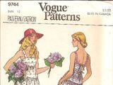 Vogue 9744 A