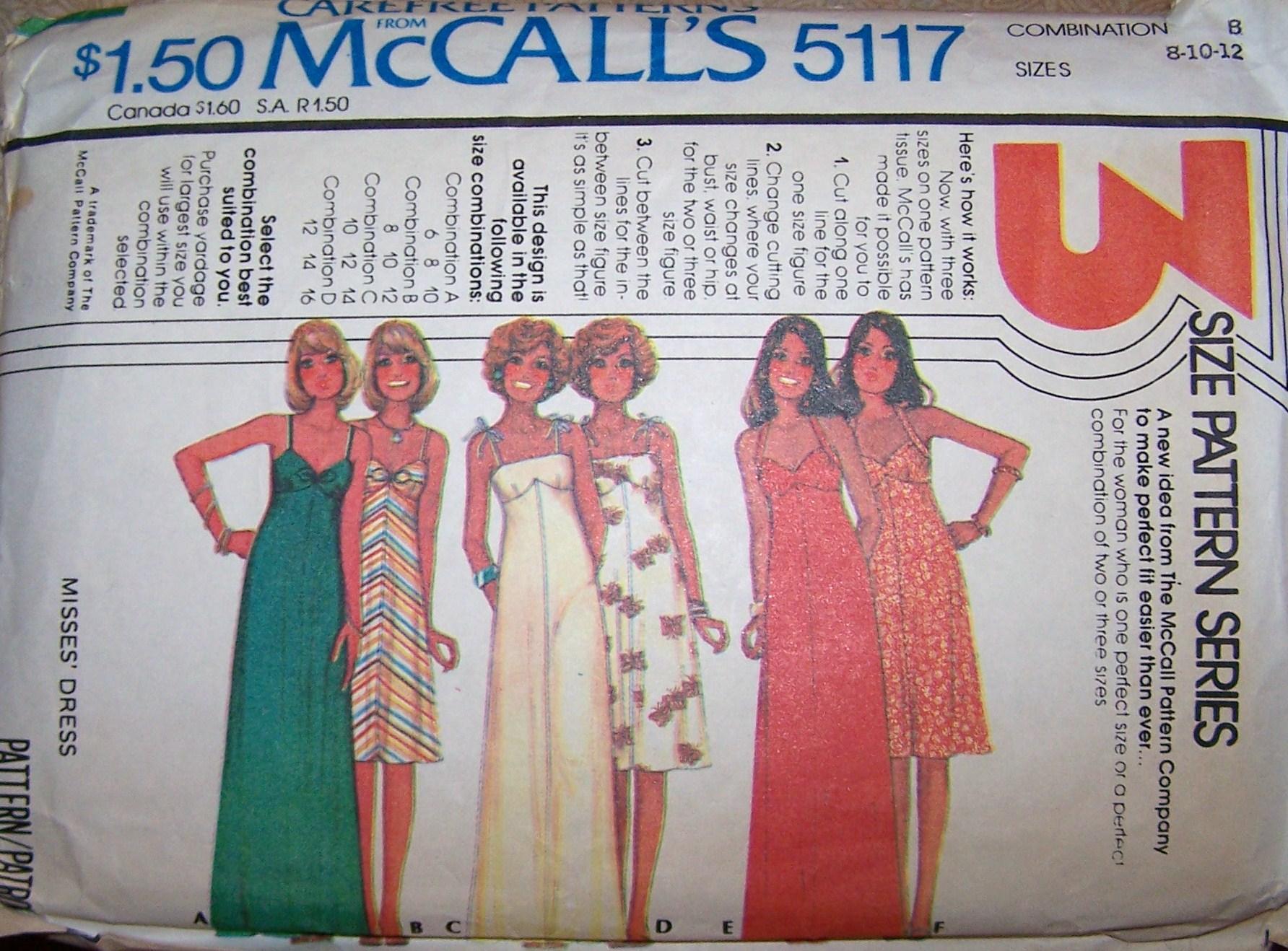 McCall's 5117