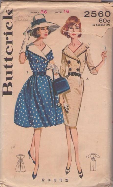 Butterick 2560