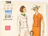 Vogue 7268 B