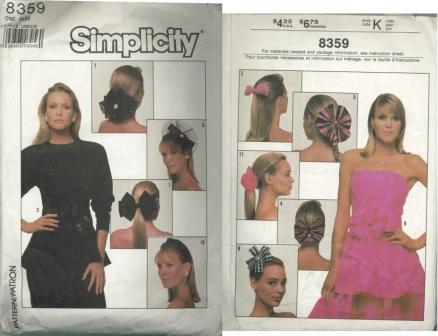 Simplicity 8359 A