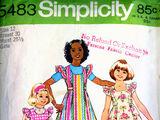 Simplicity 5483