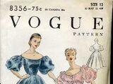 Vogue 8356