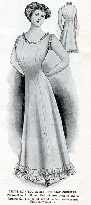 Madame Weigel's 3312