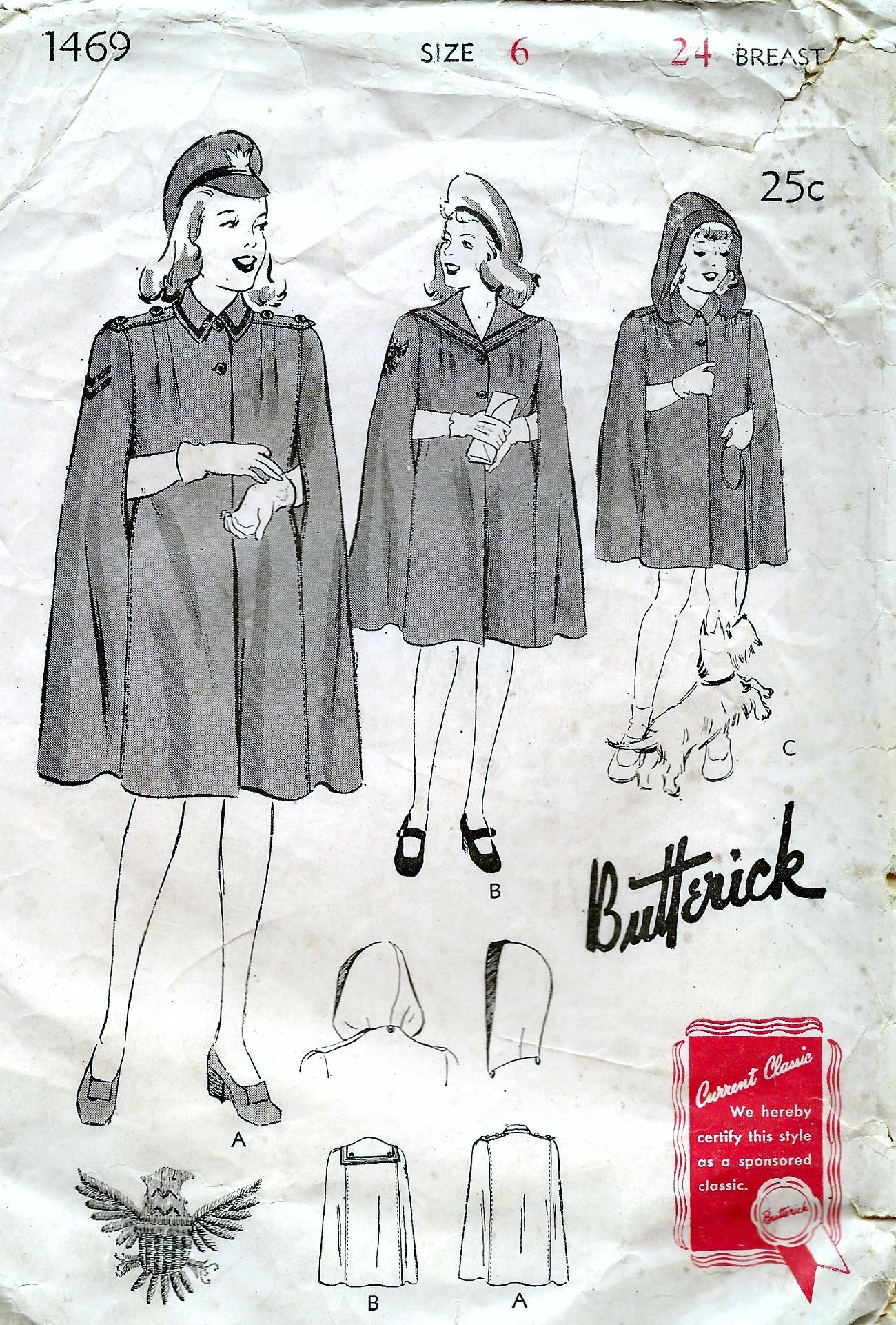 Butterick 1469