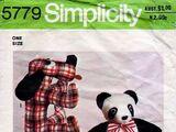 Simplicity 5779 B