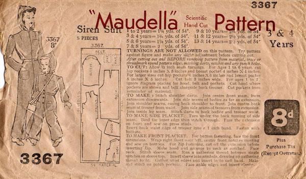 Maudella 3367