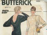 Butterick 4994 A