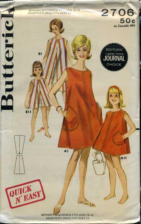 Butterick 2706