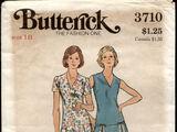 Butterick 3710 A