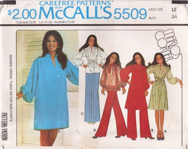 McCall's 5509