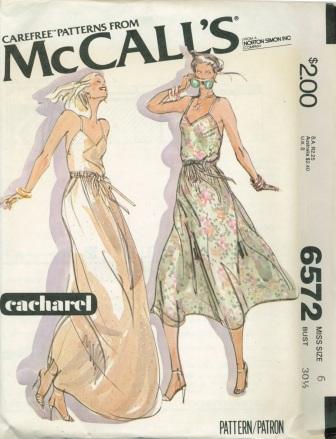 McCall's 6572 A