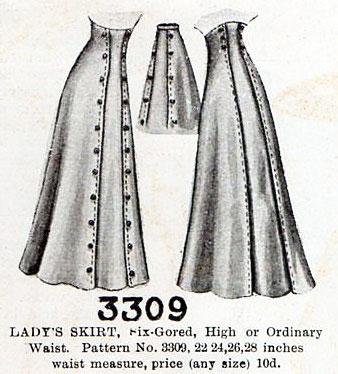 Madame Weigel's 3309