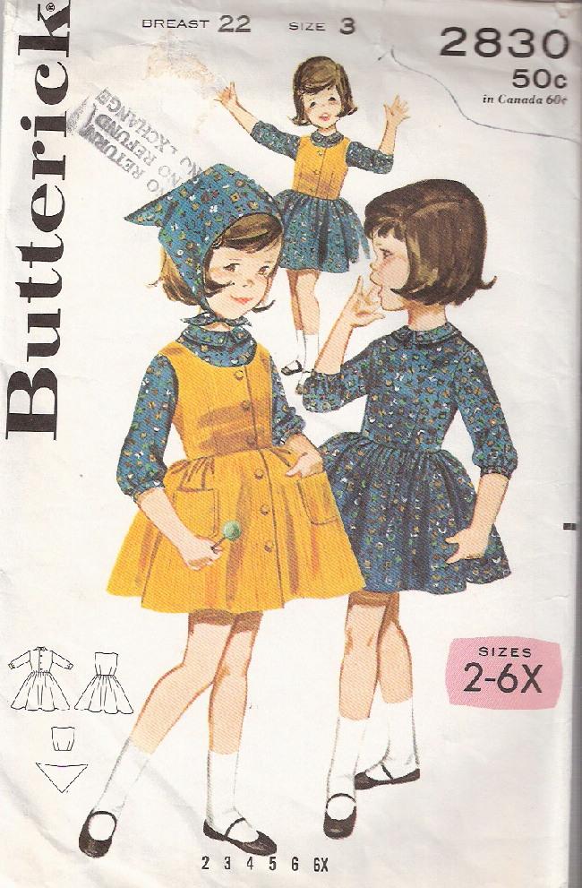 Butterick 2830