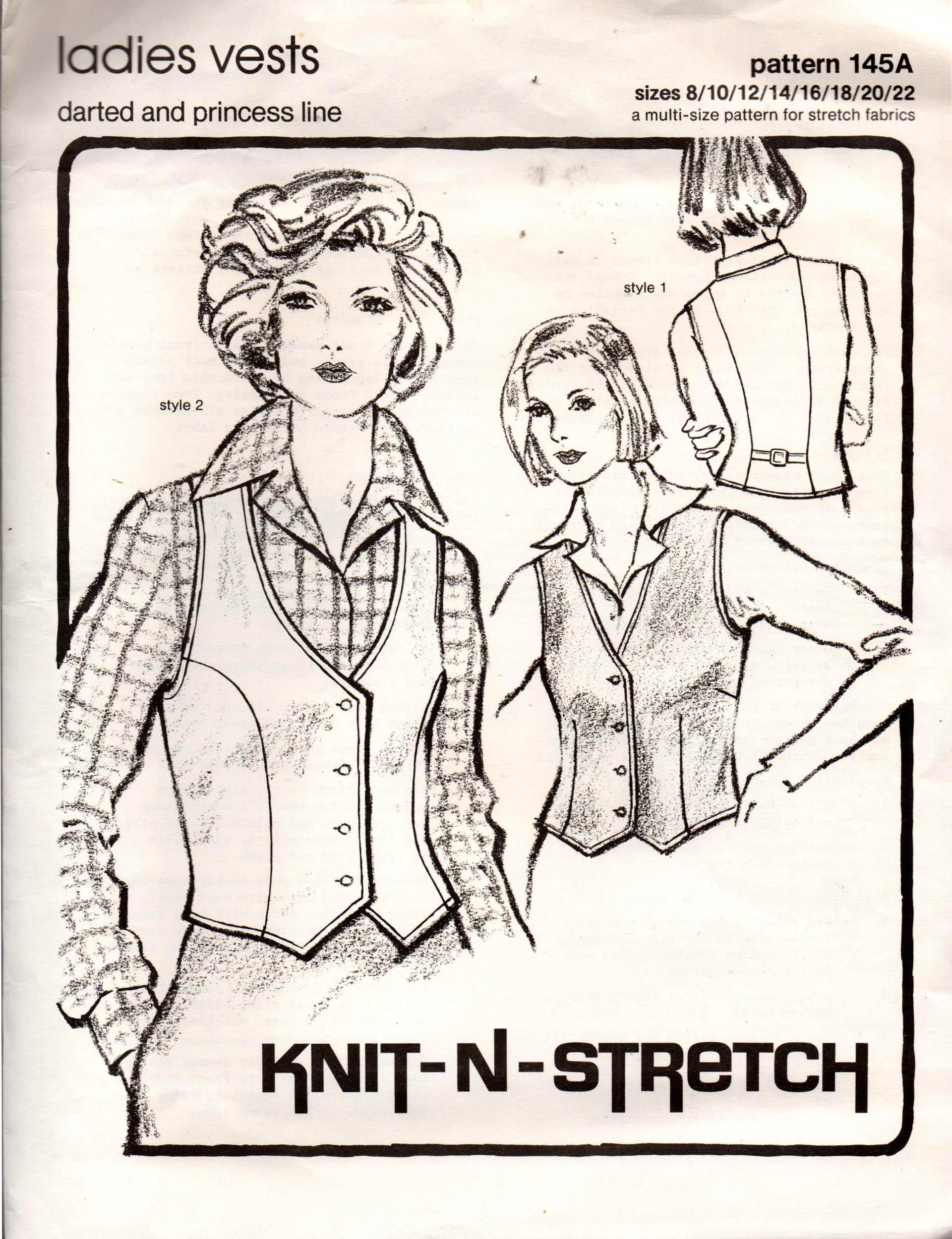 Knit-N-Stretch 145A