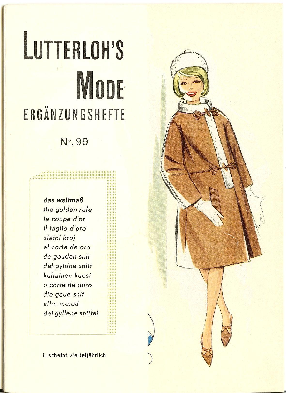 Lutterloh Supplement 99