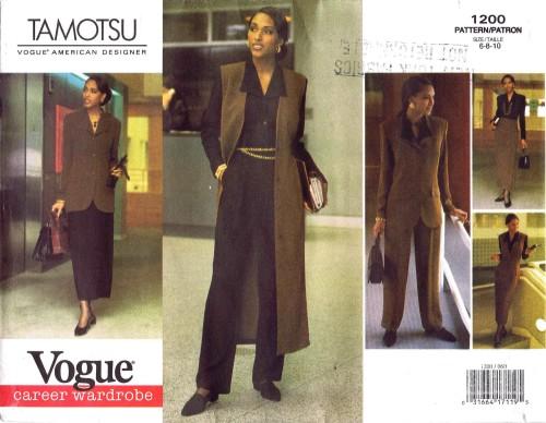 Vogue 1200 D