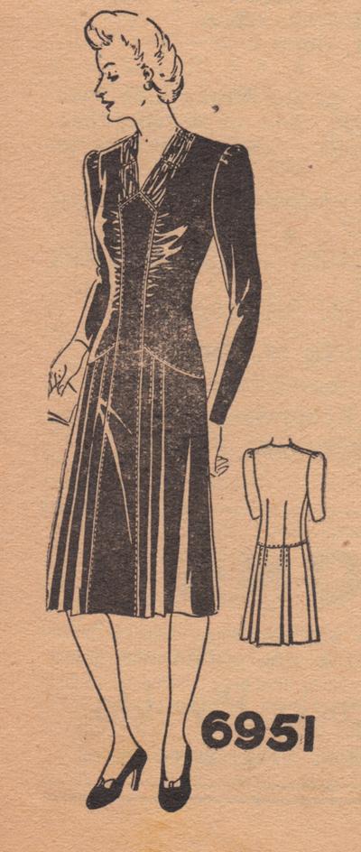 Madame Weigel's 6951