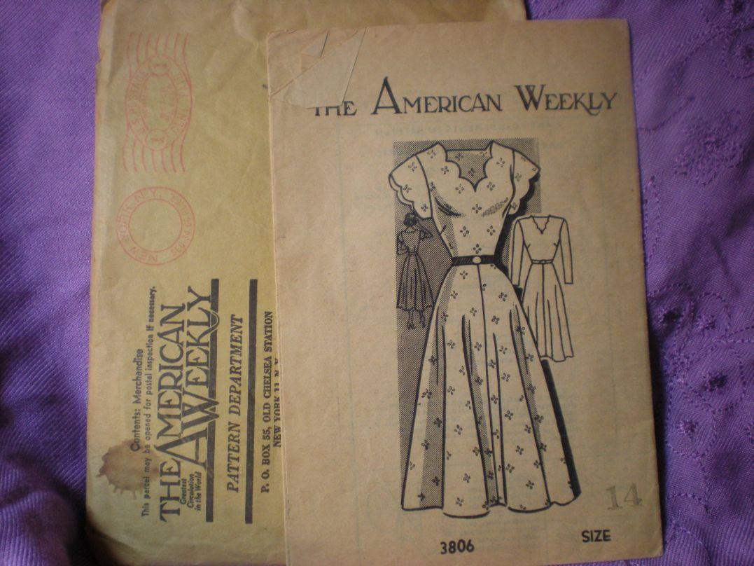 American Weekly 3806