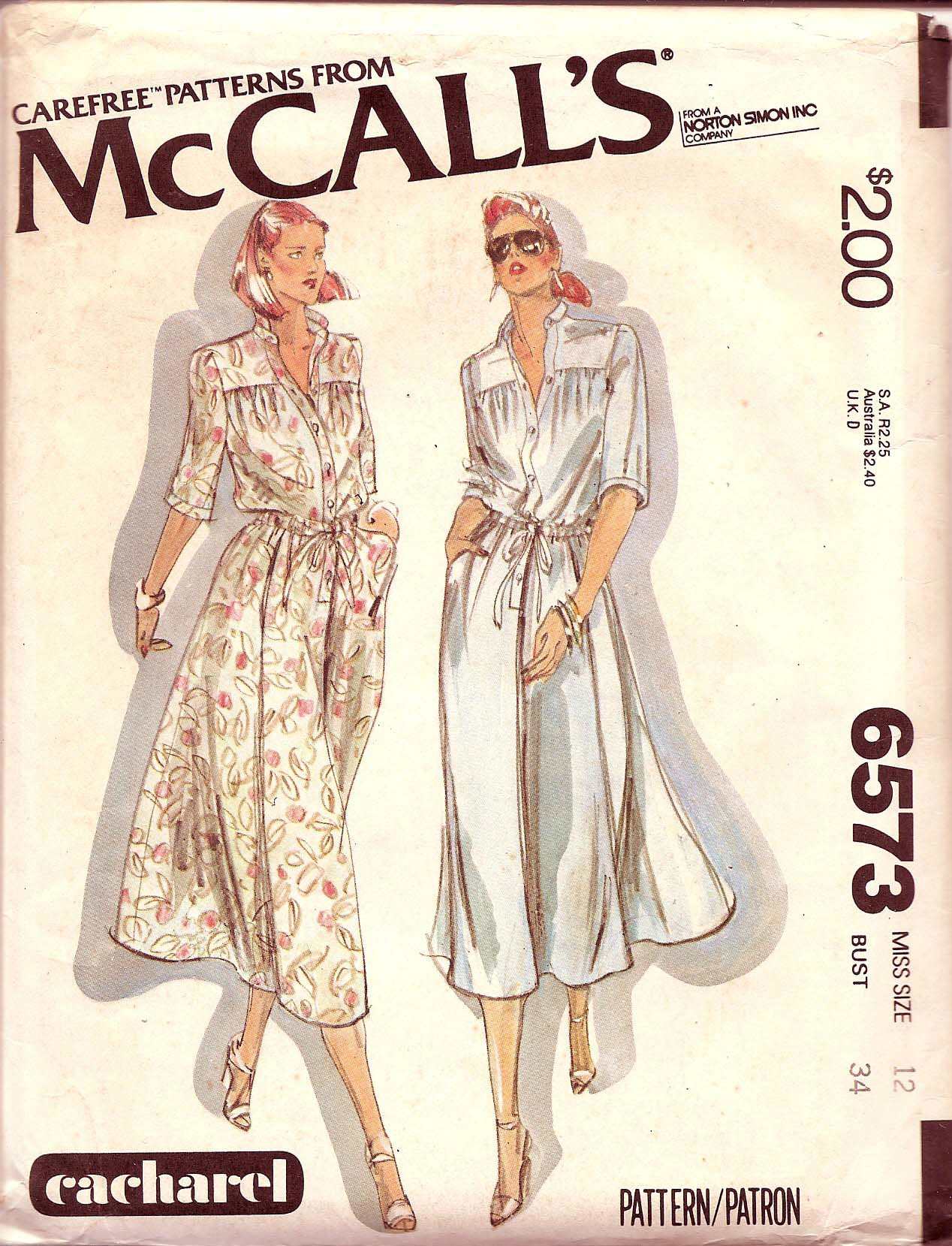 McCall's 6573