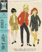 McCalls 1967 8983