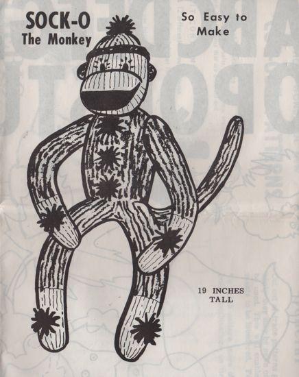 Liebig Sock-O The Monkey