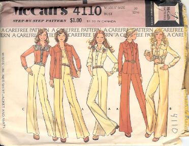McCall's 4110