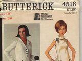 Butterick 4516 B