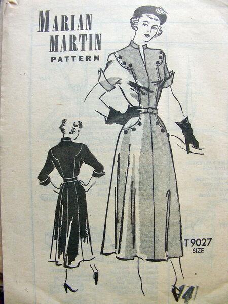 Marian Martin T9027