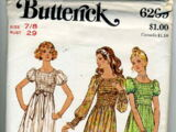 Butterick 6269 A