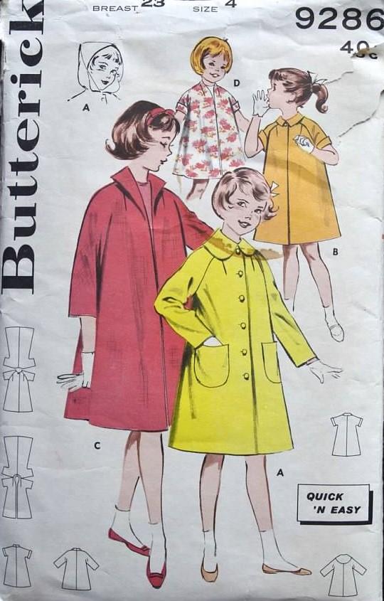 Butterick 9286
