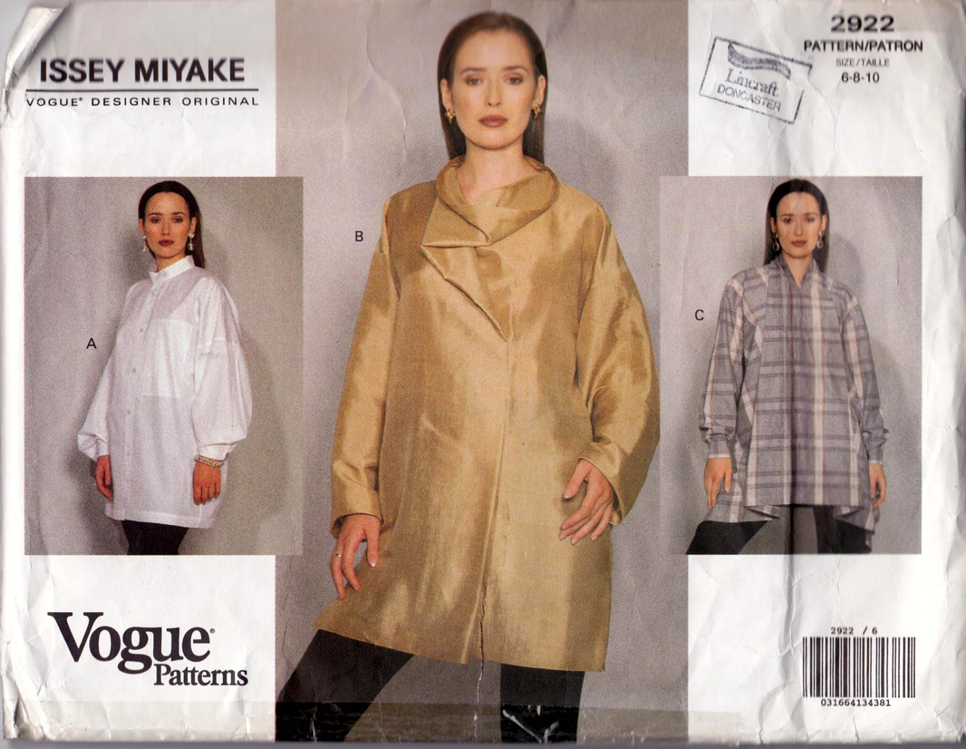 Vogue 2922