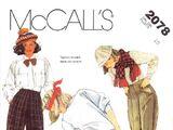 McCall's 2078 A