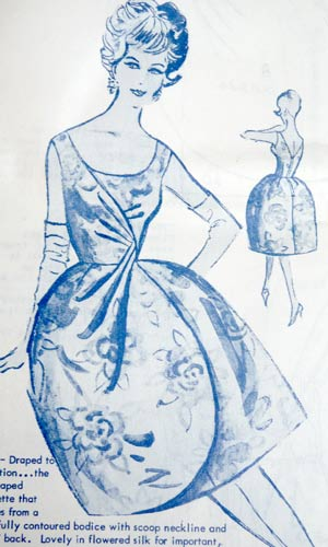 Modes Royale 1763