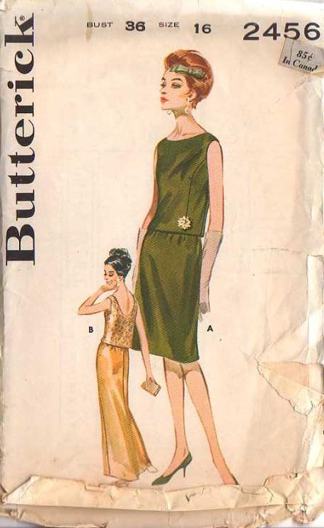 Butterick 2456