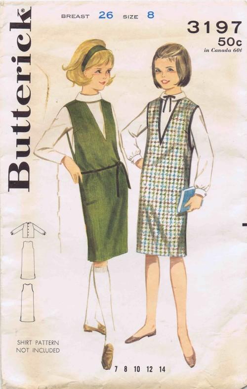Butterick 3197 B
