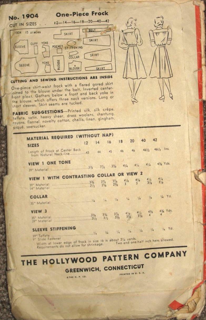 Hollywood 1904
