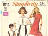 Simplicity 8114 B