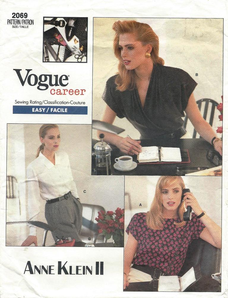 Vogue 2069 A