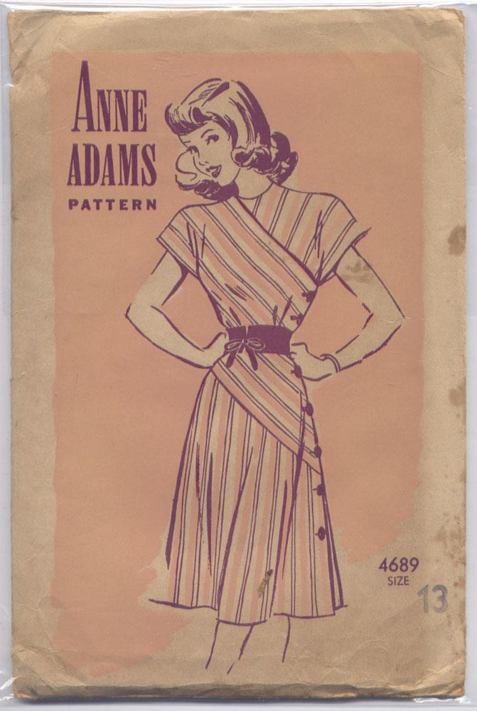 Anne Adams 4689 A