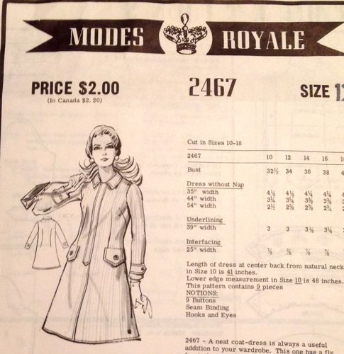 Modes Royale 2467